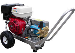 Honda power washer hire