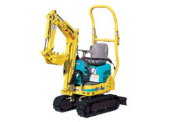Micro digger hire Newry